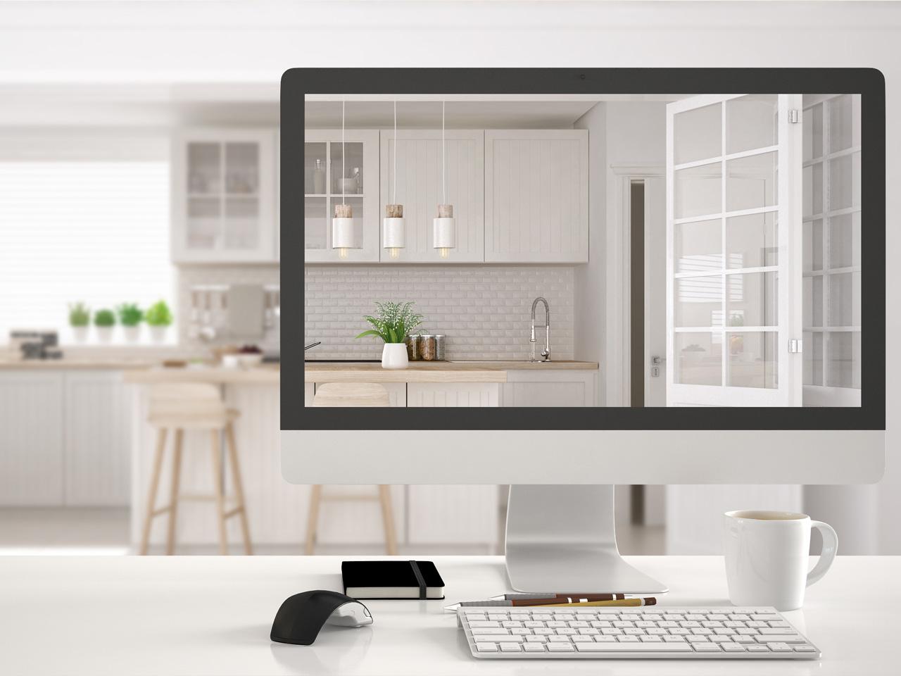 Décoration intérieure en ligne