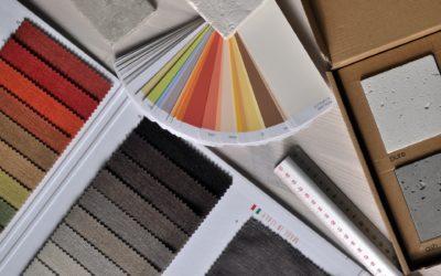 Les couleurs et les volumes en décoration