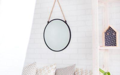 Des miroirs pour une déco réussie