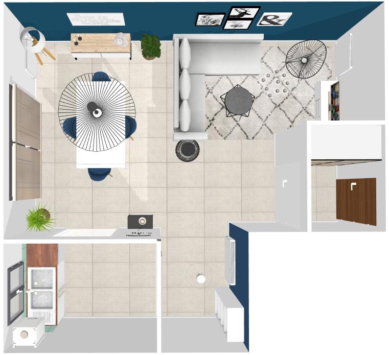 plan aménagement salon en ligne