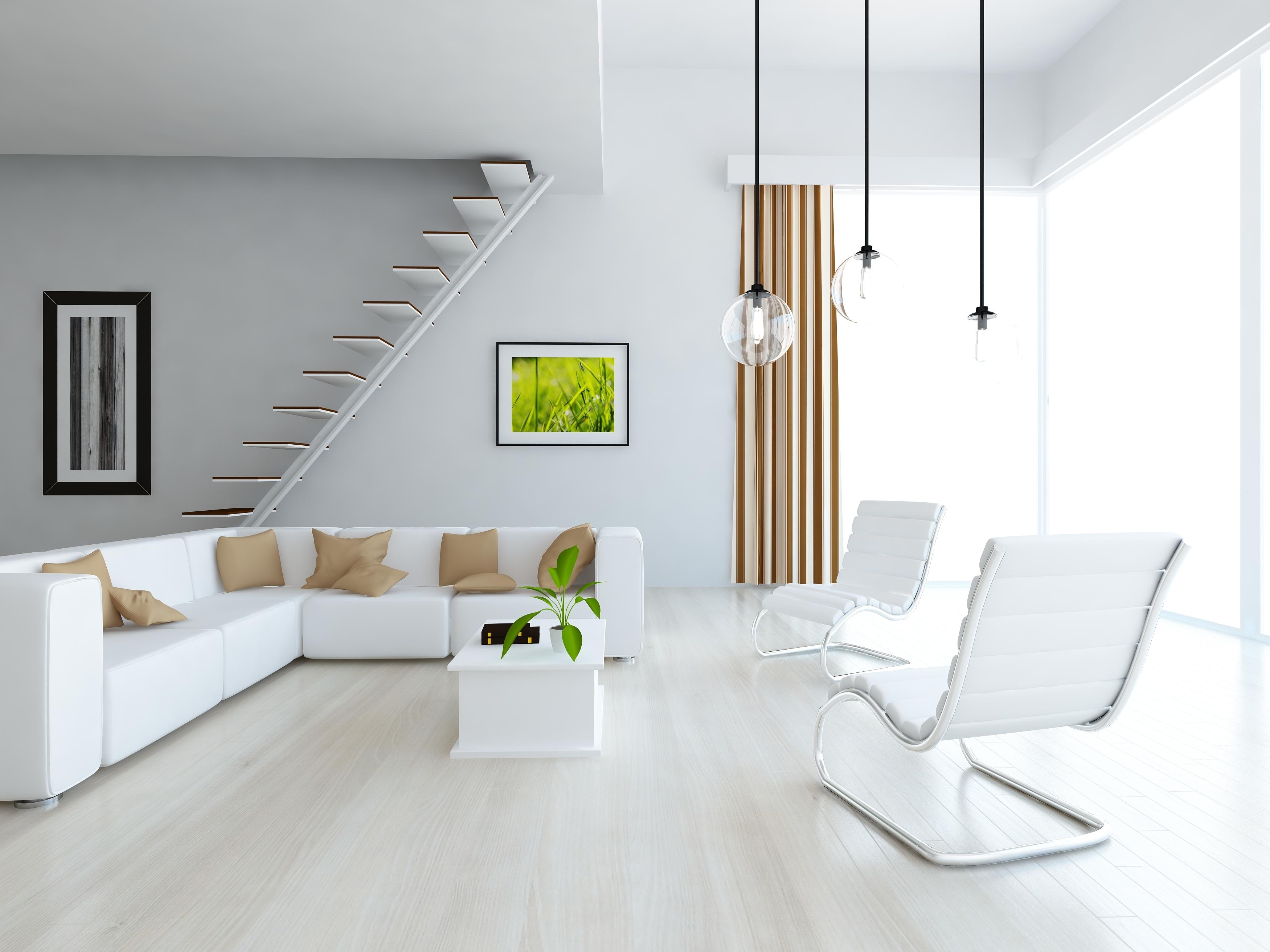 décoration intérieure en airbnb