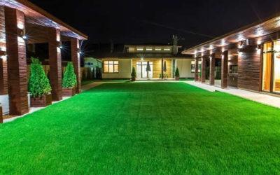 Conseils d'entretien et de réparation de pelouse artificielle