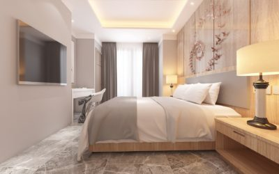 La règle la plus simple à suivre pour aménager et décorer une chambre
