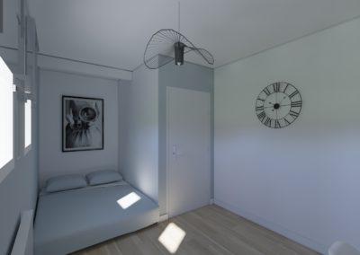 Transformation garage en habitation