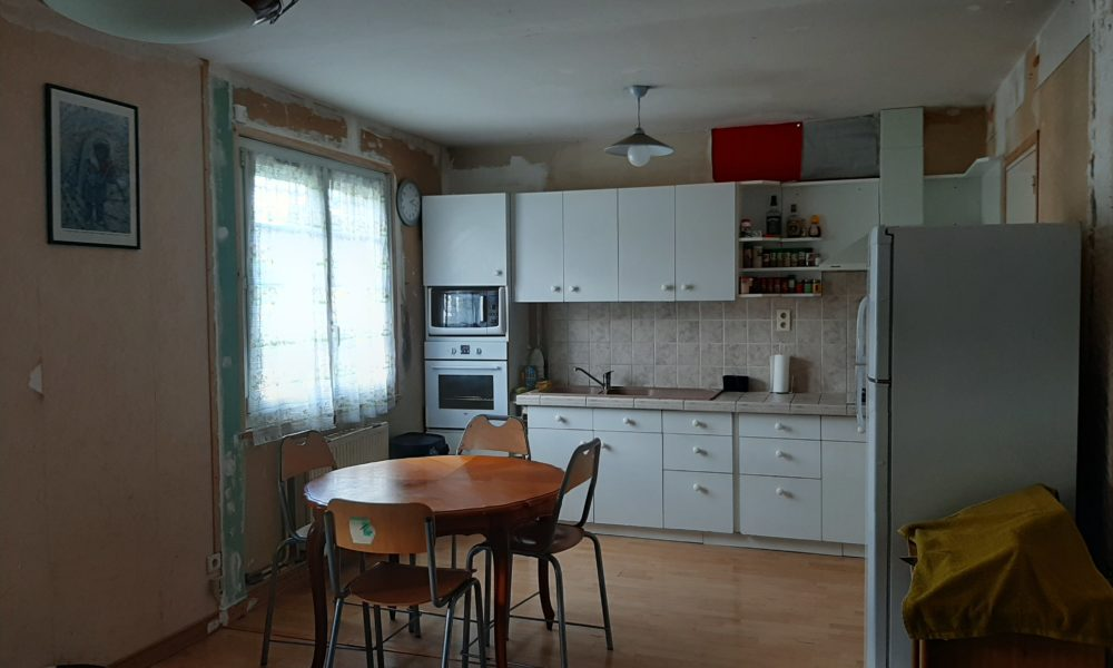 Relooking complet maison