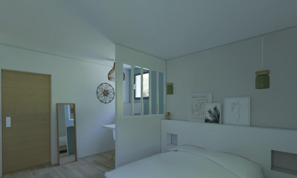 Aménageemnt espace en ligne - décoratrice d'intérieur