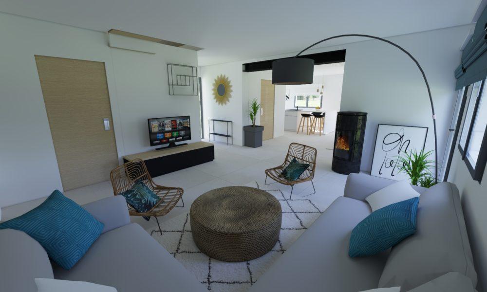 architecte décoratrice d'intérieur