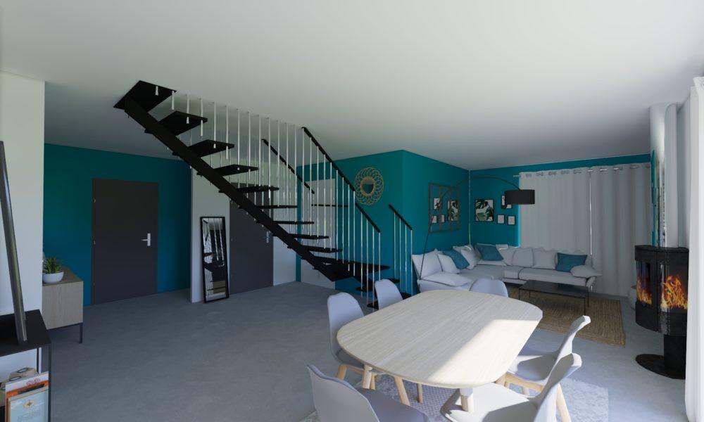 Nouvelle décoration intérieur espace de vie
