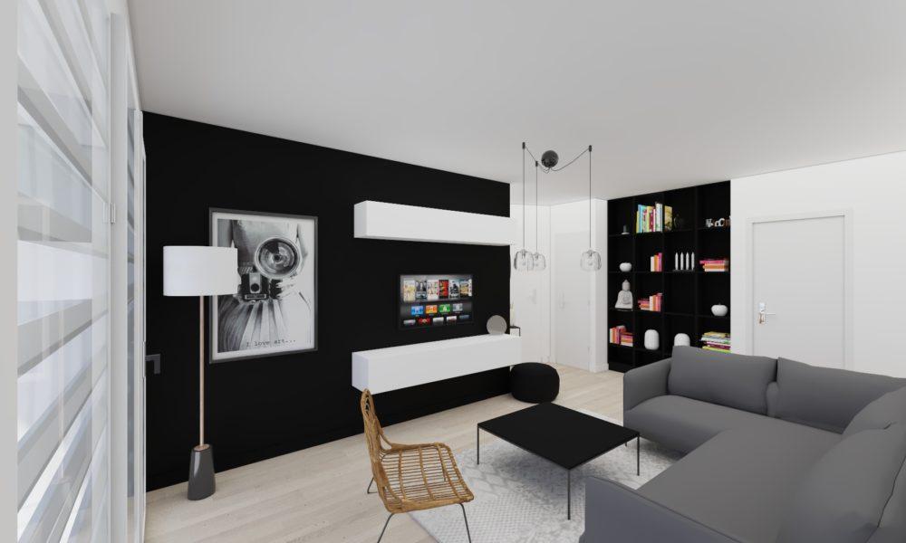 L'Atelier d'Angélique - décoration noire et blanc