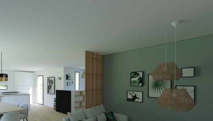 L'Atelier d'Angélique - Projet décoration mural intérieur