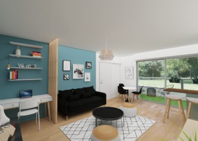 Appartement locatif