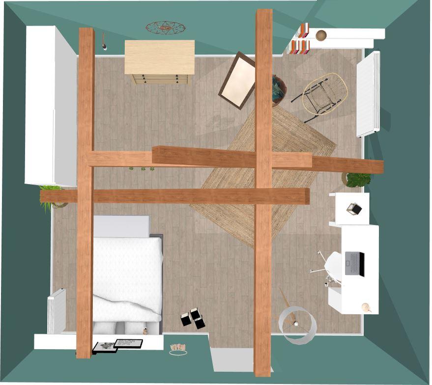 latelierdangelique.com décoration intérieur en ligne chambre ado