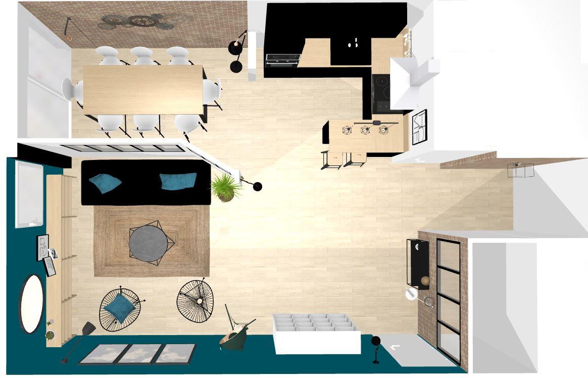 Aménagement et décoration intérieur en ligne POITIERS