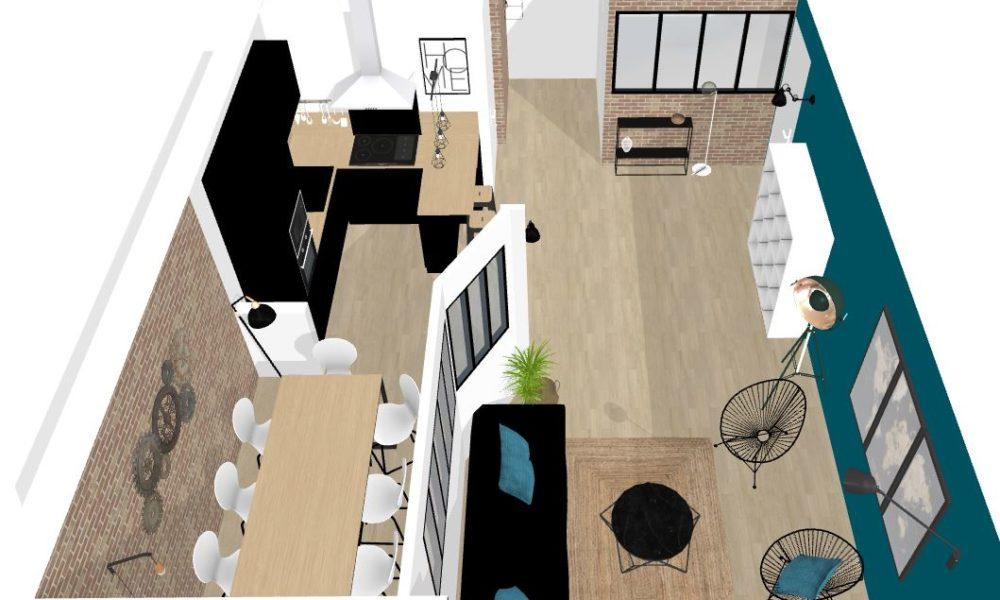 architecte-décoratrice d'intérieur en ligne- l'atelier d'Angélique