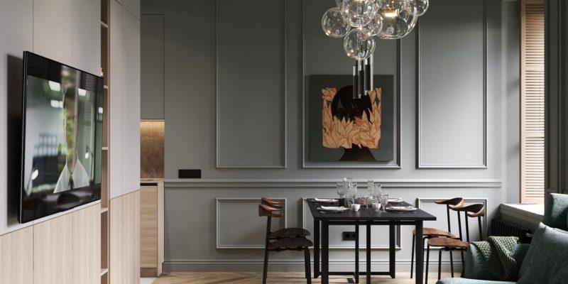 décoration style classique