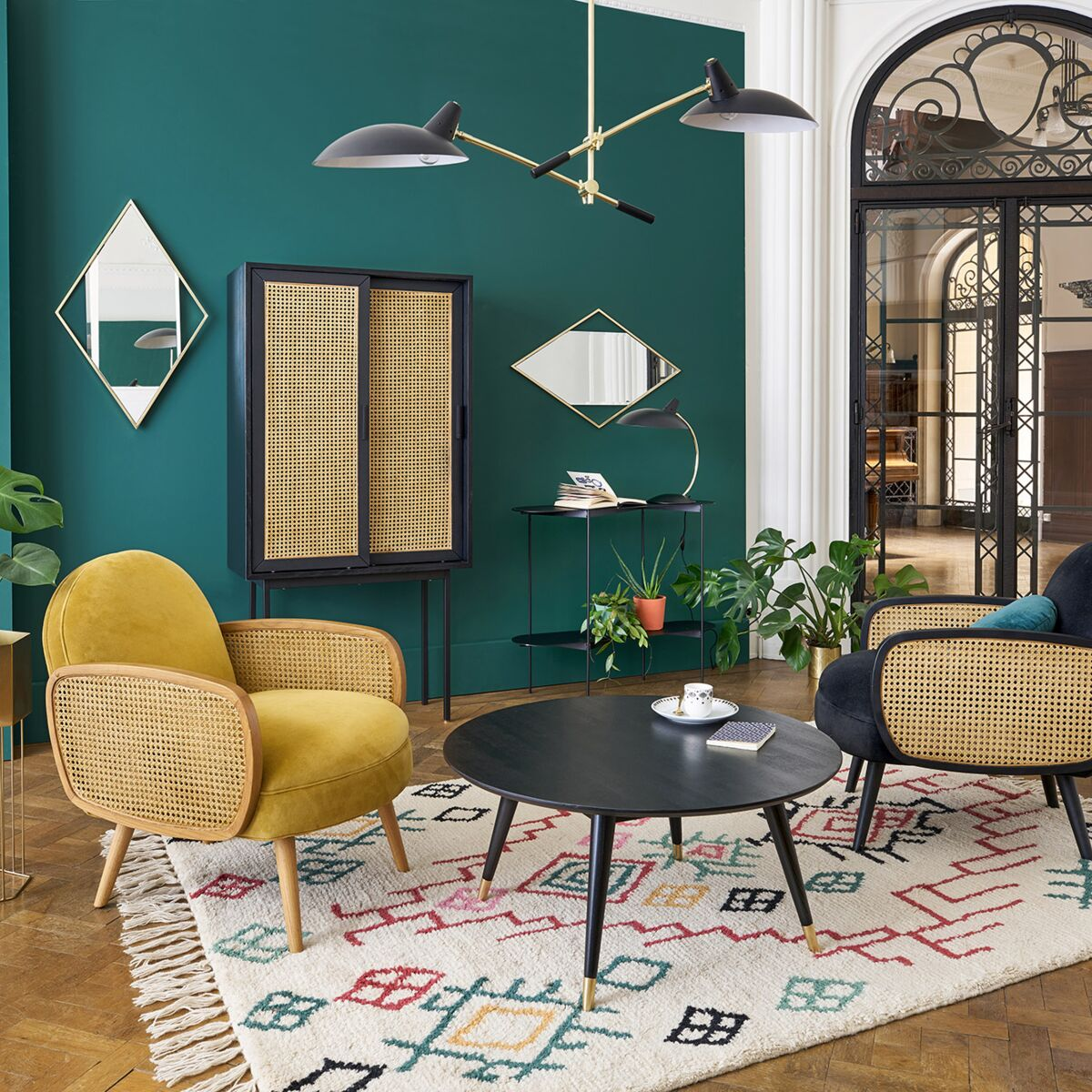 décoration style vintage décoration intérieur en ligne
