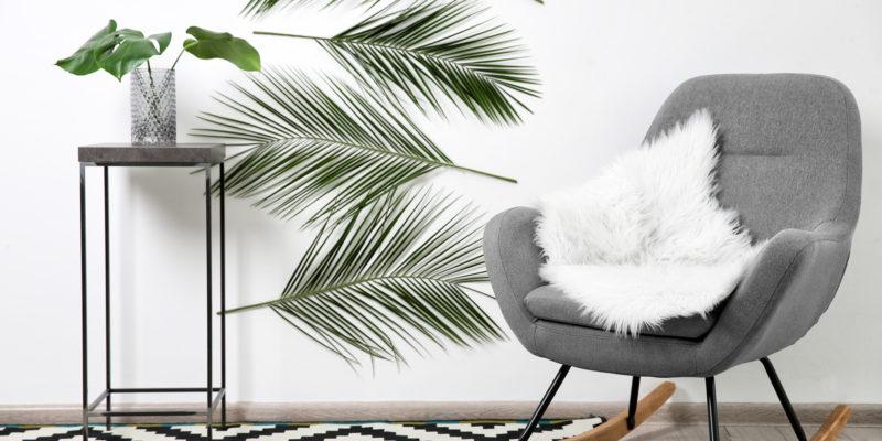décoration style tropical
